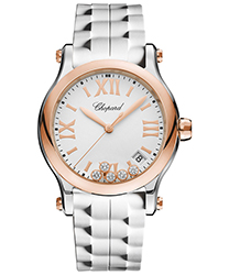 Chopard Happy Sport Ladies Watch Model 278582-6001