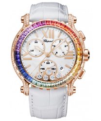Chopard Happy Sport Chrono Ladies Watch Model 283582-5015