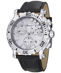 Chopard Happy Sport Round  Ladies Watch Model: 288499-3001