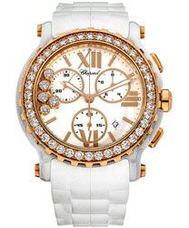 Chopard Happy Sport Ladies Watch Model: 288515-9002