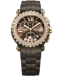 Chopard Happy Sport Ladies Watch Model 288515-9004
