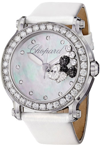 Chopard Happy Sport Ladies Watch Model 288524-3005-LWH