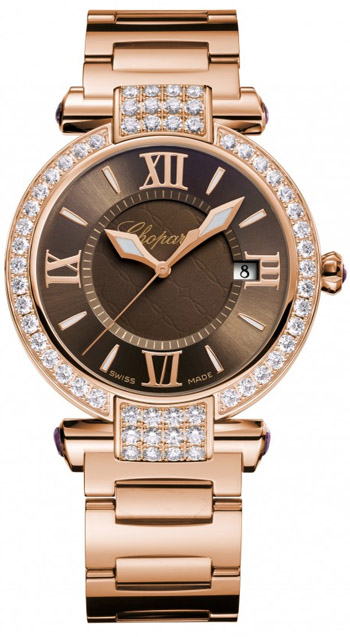 Chopard Imperiale Ladies Watch Model 384221-5012
