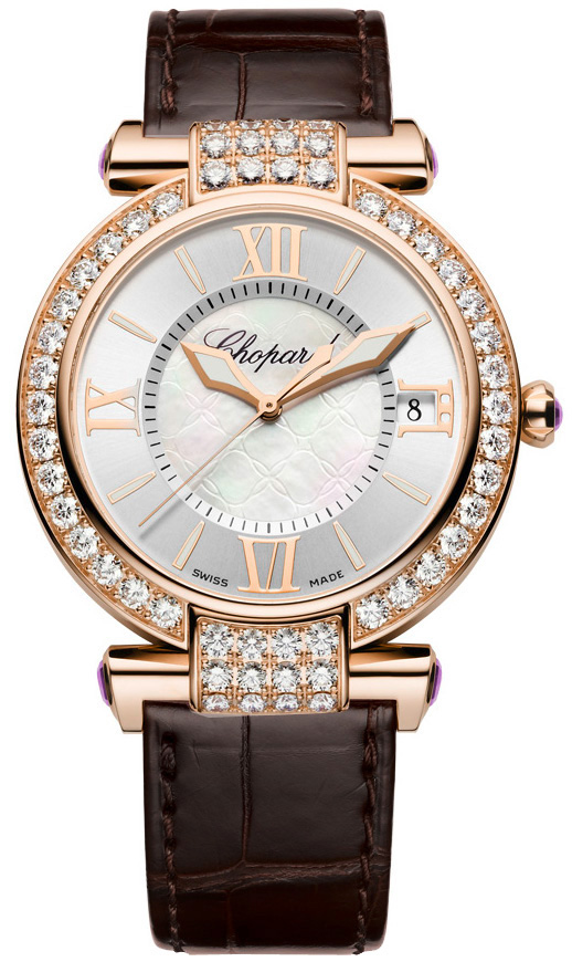Chopard Imperiale Ladies Watch Model 384241-5003 Thumbnail 2