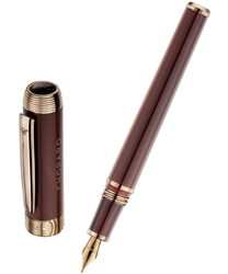 Chopard Classic Superfast Fountain Pen Model 95013-0407
