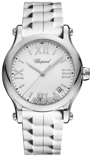 Chopard Happy Sport Ladies Watch Model 278582-3001