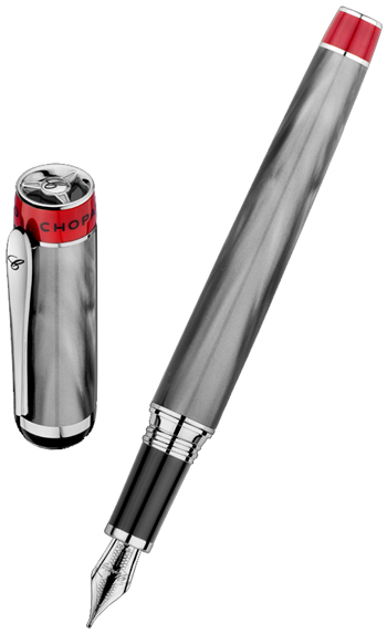 Chopard Racer Fountain Pen Model 95013-0380