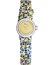 Christian Dior La D De Dior Ladies Watch Model: CD040110A025