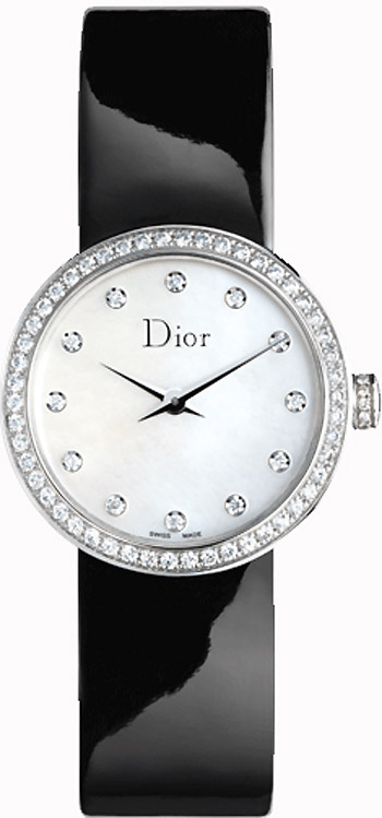 Christian Dior La D De Dior Ladies Watch Model CD047111A001