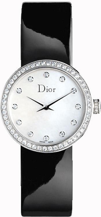 Christian dior la d de dior ladies watch model cd047111a001 for Christian dior watches