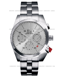 Christian Dior Chiffre Rouge Men's Watch Model CD084611M001