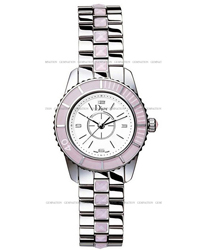 Christian Dior Christal Ladies Wristwatch Model: CD112110M001