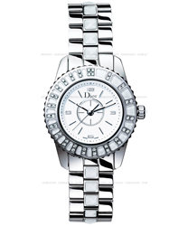 Christian Dior Christal Ladies Wristwatch Model: CD112113M001