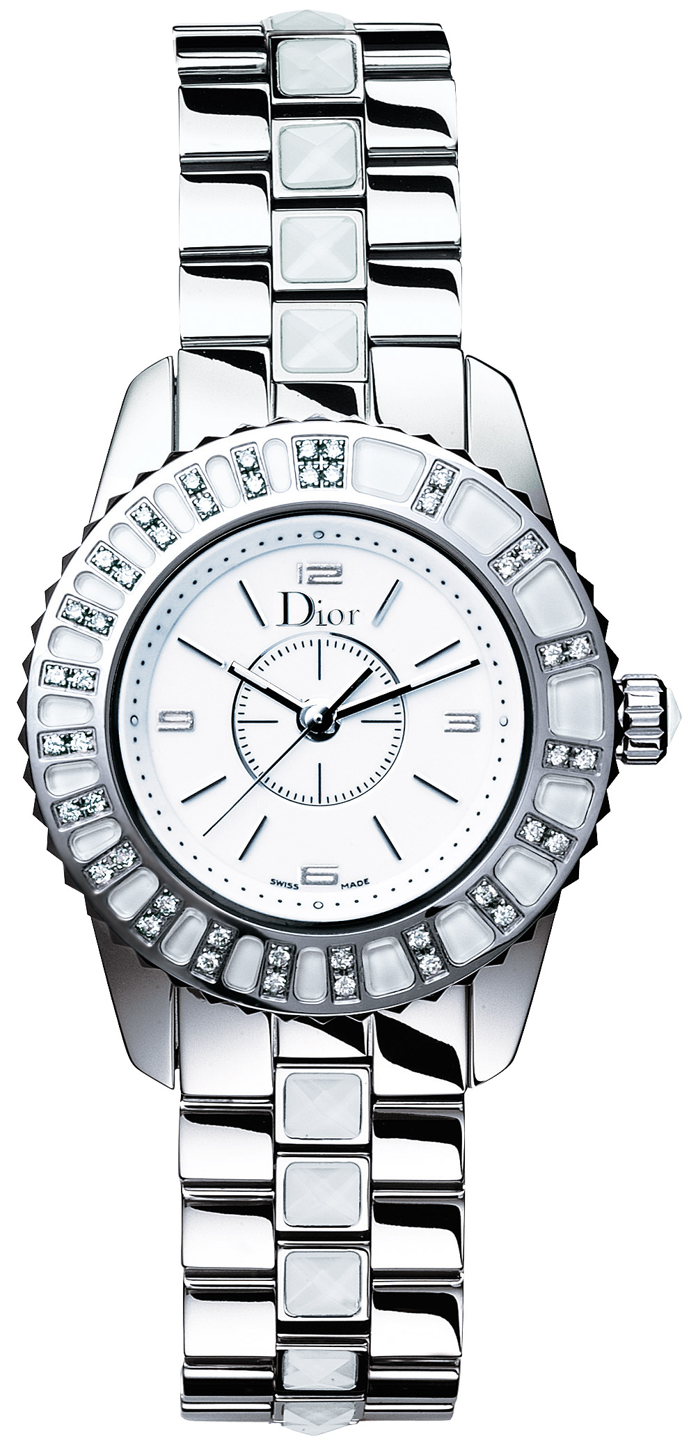 Christian dior christal ladies watch model cd112113m001 for Christian dior watches