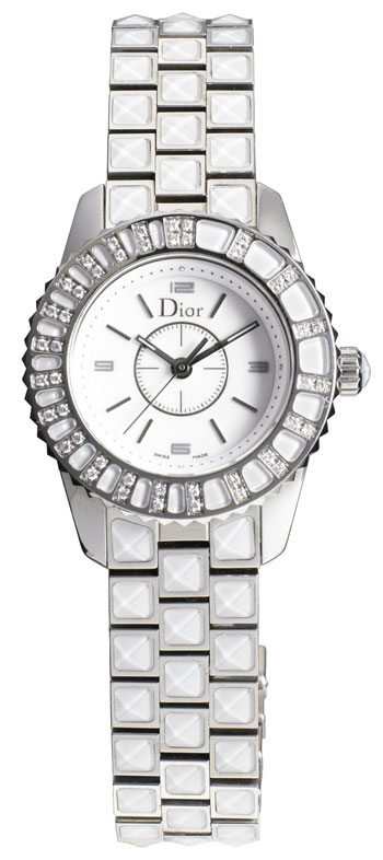 Christian dior christal ladies watch model cd112113m002 for Christian dior watches