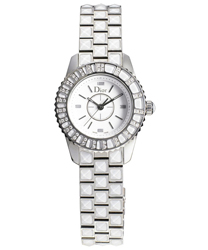 Christian Dior Christal Ladies Wristwatch Model: CD112113M002