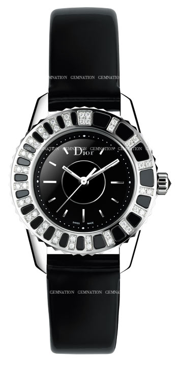 Christian Dior Christal Ladies Watch Model CD112116A001