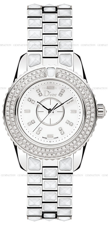 Christian Dior Christal Ladies Watch Model CD112118M001