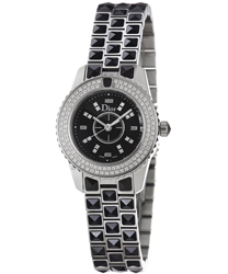 Christian Dior Christal Ladies Wristwatch Model: CD112119M001