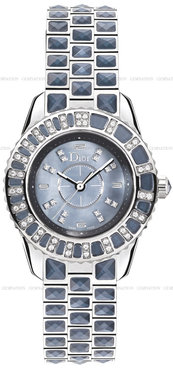 Christian Dior Christal Ladies Watch Model CD11211CM001