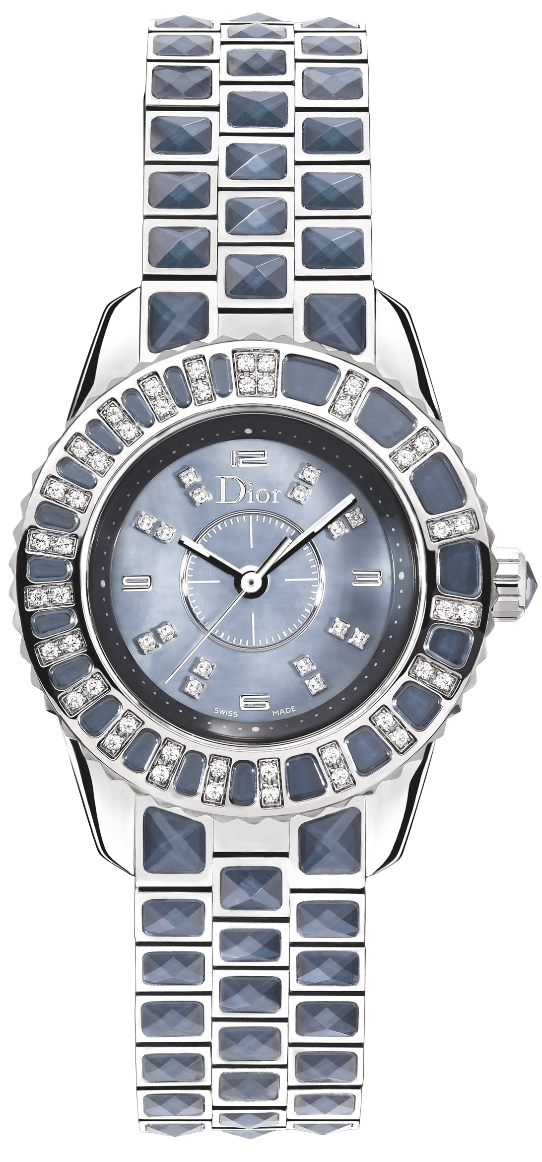 Christian dior christal ladies watch model cd11211cm001 for Christian dior watches