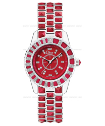Christian Dior Christal Ladies Wristwatch Model: CD11211DM001