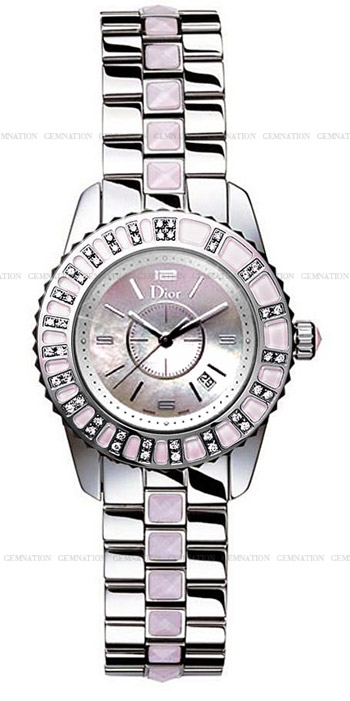 Christian Dior Christal Ladies Watch Model CD113110M001