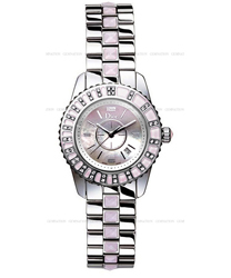 Christian Dior Christal Ladies Wristwatch Model: CD113110M001