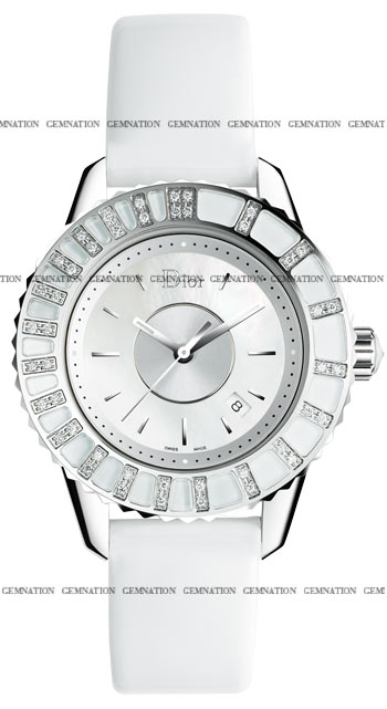 Christian Dior Christal Ladies Watch Model CD113112A001