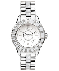 Christian Dior Christal Ladies Wristwatch Model: CD113112M001