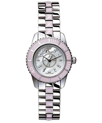 Christian Dior Christal Ladies Wristwatch Model: CD113114M001