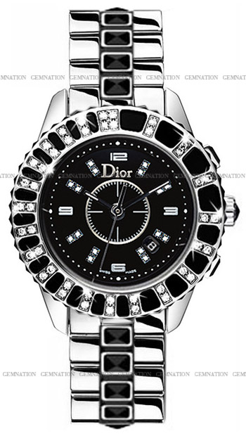 Christian Dior Christal Ladies Watch Model CD113115M001