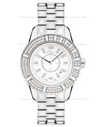 Christian Dior Christal Ladies Wristwatch Model: CD113118M001