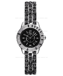 Christian Dior Christal Ladies Wristwatch Model: CD113119M001