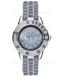 Christian Dior Christal Ladies Watch Model CD11311GM001