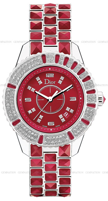 Christian Dior Christal Ladies Watch Model CD11311HM001