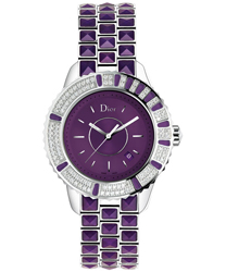 Christian Dior Christal Ladies Wristwatch Model: CD11311JM001