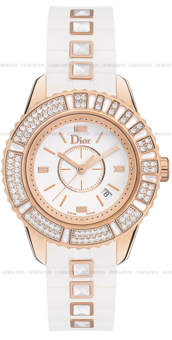 Christian Dior Christal Ladies Watch Model CD113170R001