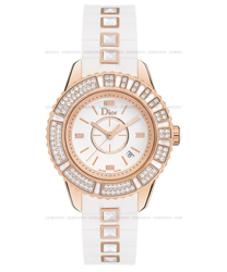 Christian Dior Christal Ladies Wristwatch Model: CD113170R001