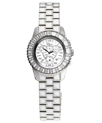 Christian Dior Christal Ladies Wristwatch Model: CD114311M002