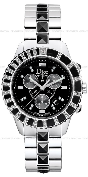 Christian Dior Christal Unisex Watch Model CD11431EM001