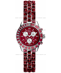 Christian Dior Christal Ladies Watch Model: CD11431GM001