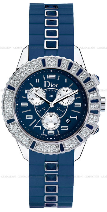 Christian Dior Christal Ladies Watch Model CD11431IR001