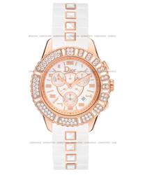 Christian Dior Christal Ladies Wristwatch Model: CD114370R001
