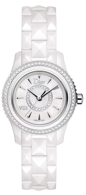 Christian Dior Dior VIII Ladies Watch Model CD1221E6C001
