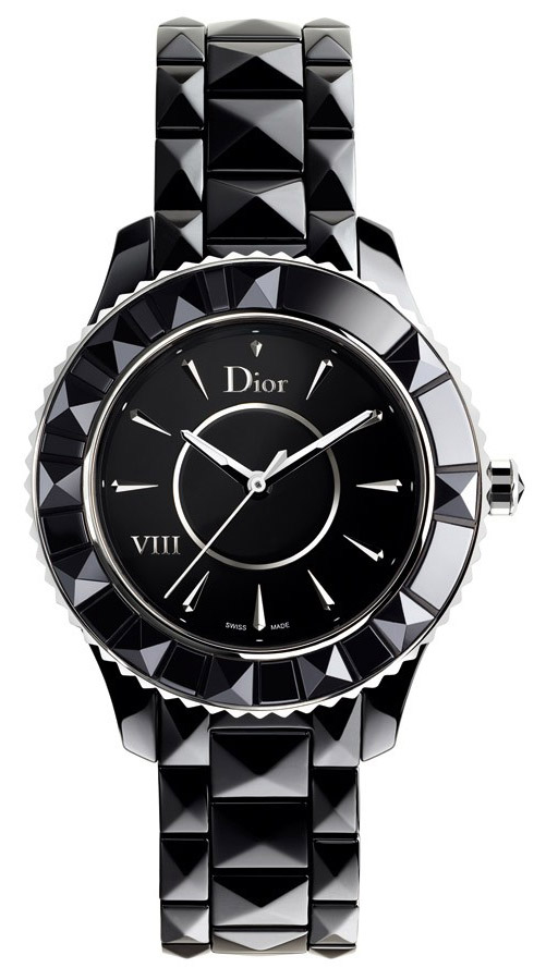 Christian dior dior viii ladies watch model cd1231e0c001 for Christian dior watches
