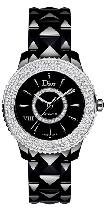 Christian dior dior viii ladies watch model cd1235e1c001 for Christian dior watches