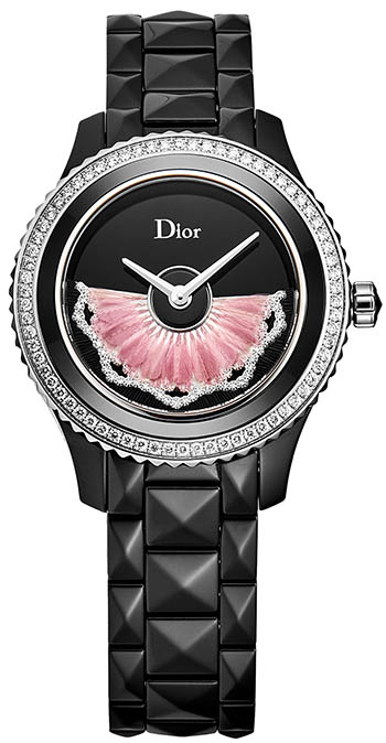 Christian Dior Dior VIII Ladies Watch Model CD123BE0C003