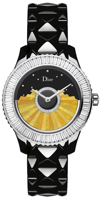 Christian Dior Dior VIII Ladies Watch Model CD124BF0C001