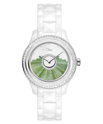 Christian Dior Dior VIII Ladies Watch Model CD124BF2C002